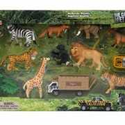 Uitgebreide Safari dieren speelgoed