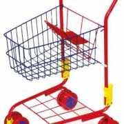 Speel winkelwagen