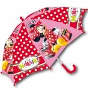 Kinder paraplus Disney Minnie Mouse
