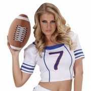 American football 36 cm opblaasbaar