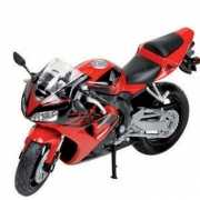 Honda CBR speelgoed rode motor