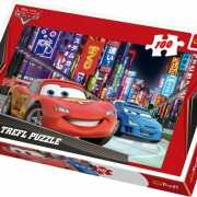 Cars kinder puzzels 100 stukjes