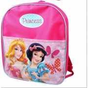 Roze Princess tas voor meiden