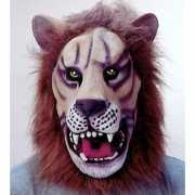 Masker van een leeuw