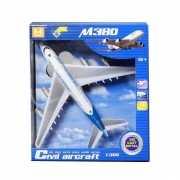 Speelgoed vliegtuig M380
