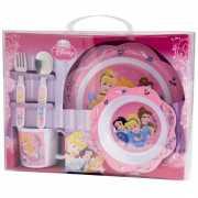 Disney Princess kinder servies set 5 delig