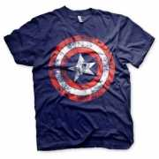 Captain America kleding heren t shirt