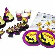 Halloween tafel decoratie setje