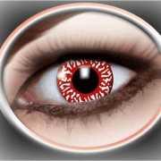 Roge ogen funlenzen