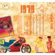 Verjaardagskaart met geboorte jaar 1979