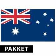 Australische decoratie pakket