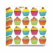 Papieren cupcake servetjes