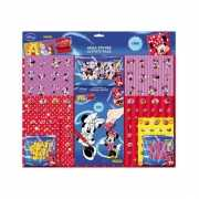 Minnie Mouse stickerset