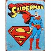 Wandplaatje Superman 32x41