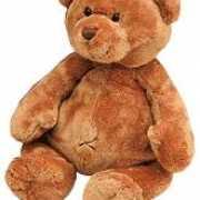 54 cm grote knuffel beer