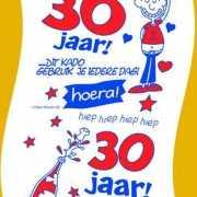 30 Jaar toilet rol man