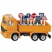 Speelgoed vrachtwagentje