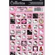 Hello Kitty stickervellen