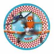 Kinderfeestje Planes bordjes 23 cm