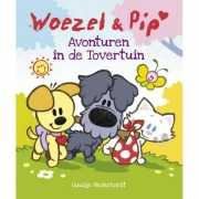 Kinderboeken Woezel en Pip Tovertuin