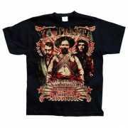 Zwart Ya Basta t shirt