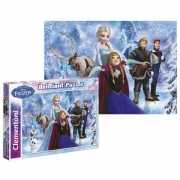 Frozen puzzel Brilliant 104 st