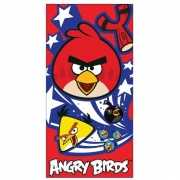 Angry Birds zomer handdoek