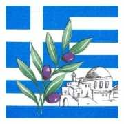 Servetten Griekenland