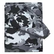 Camouflage afdekzeil 4 x 3 meter