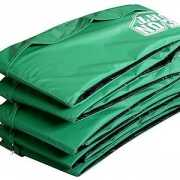 Trampoline rand groen 423 cm