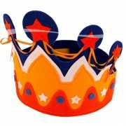 Oranje kroon holland