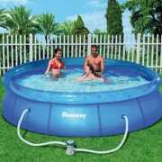 Rond opblaasbaar zwembad 366 cm