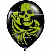 Halloween ballonnen skelet
