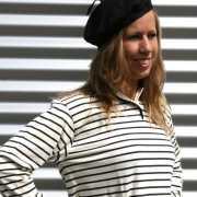 Voordelige Franse baret zwart