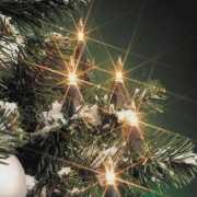 Kerstverlichting helder buiten 80