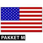 USA versiering pakket middel