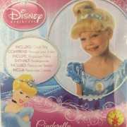 Disney Assepoester kinder pruik