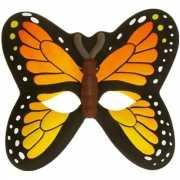 Vlinder masker van soft foam