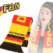 Duitsland supporter sjaal 140 cm
