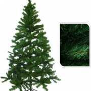 Voordelige kunst kerstboom 180 cm