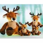 Pluche rendier Woody knuffel 62 cm