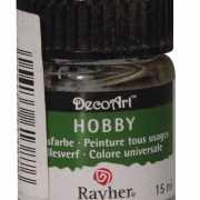 Hobby allesverf lichtgrijs 15 ml