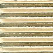 Goud golfkarton vel 50 x 70 cm