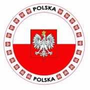 Bierviltjes Polen thema print