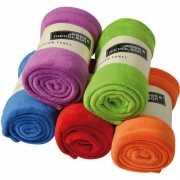 Microvezel fleece deken