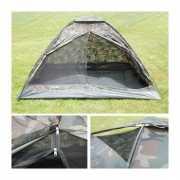 Tent met camouflage print 3 personen