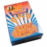 Super voordelige oranje ijsfontein