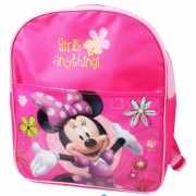Roze Disney Minnie Mouse rugtas