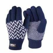 Result thinsulate handschoenen navy