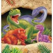 Dinosaurus thema tafelkleed